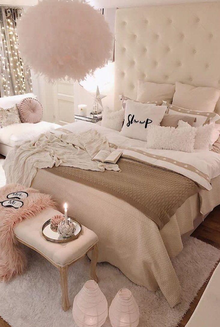 Modele Chambre Fille Ado 54+ modern and small bedroom interior design ideas ! part 11