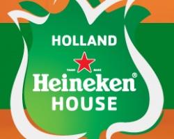 Het Holland Heineken House viert in Londen haar 20 jarig bestaan. Het Holland Heineken House is aanwezig op de winter- en zomerspelen en toegankelijk voor alle oranje liefhebbers. In dit nationaal huis van Nederland worden de oranje medaillewinnaars gehuldigd, oranje komt er bij elkaar, er treden veel bekende Nederlandse artiesten op en vooral is er elke avond oranje feest.