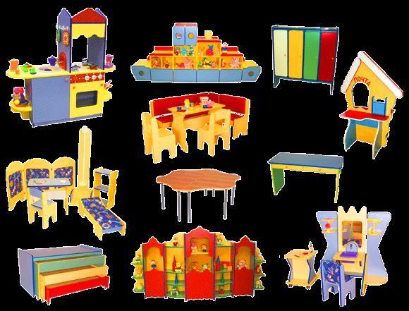 Детская мебель для детских садов под обувь