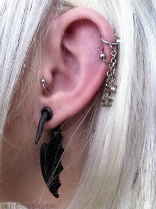 cool cartilage piercing earrings cartilage earrings www