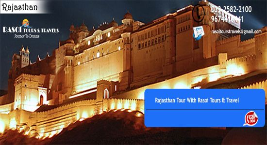 Welcome to Rajasthan, one of the most popular travel destinations in India. http://rasoitours.in/tour/rajasthan-cultural-tour/