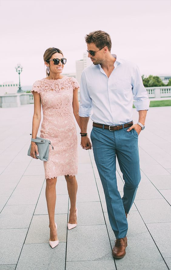 wedding-ready spring summer wedding guest outfit styles - Wedding Party