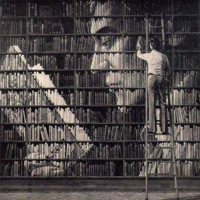 library, books
