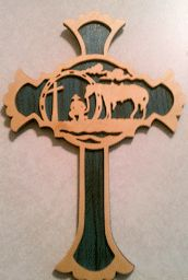 cross Scroll Saw Patterns | Scroll Saw Patterns :: Religious & Inspirational :: Other crosses :: A ...