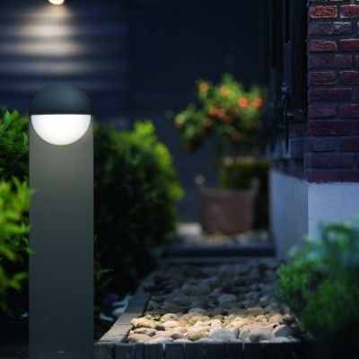 Poradnik: energooszczędne oświetlenie ogrodu - lampy LED