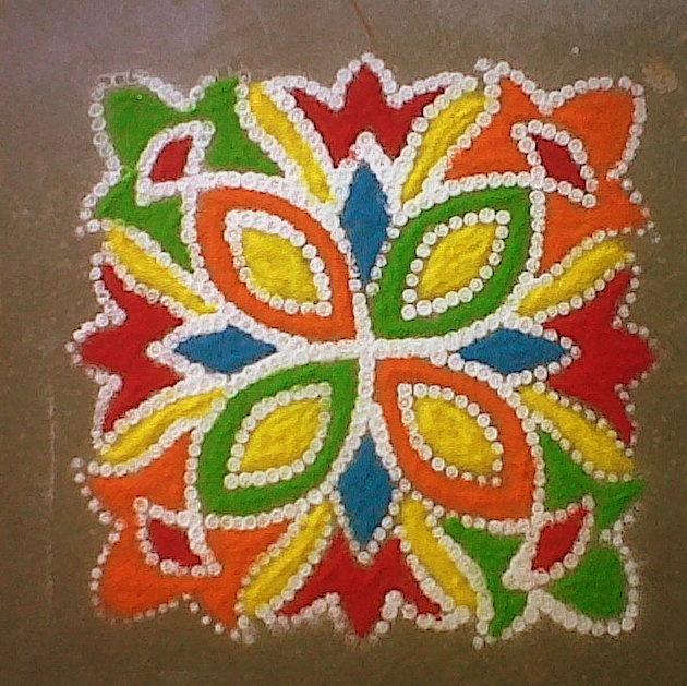 Rangoli - tunesofprity