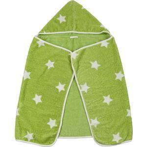 Happy Baby Fluffy (34017 Green)  — 699р. ----------------------- Тип с капюшоном  Материал хлопок  Цвет зеленый  Размер полотенца 125x60  Пол унисекс    Вес 0,375 кг