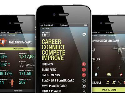 ui iphone interface