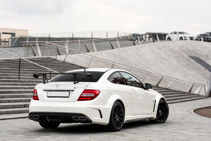 2013 Mercedes-Benz C-Class - C63 AMG Coupé Black Series   Classic Driver Market