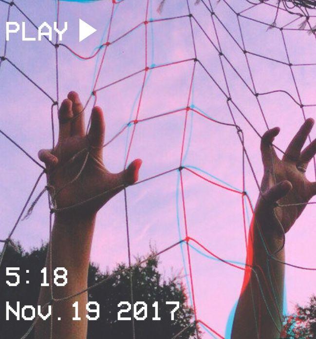 #sky #hands #aesthetic