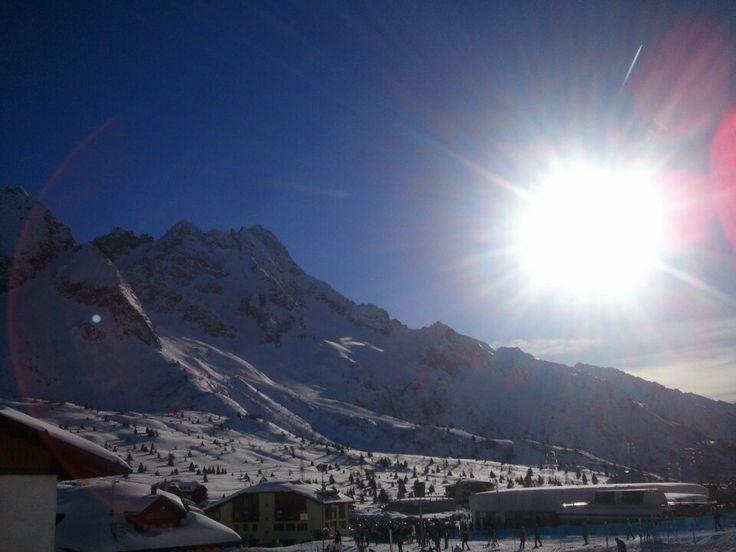 Passo Del Tonale nel Vermiglio, Trentino - Alto Adige