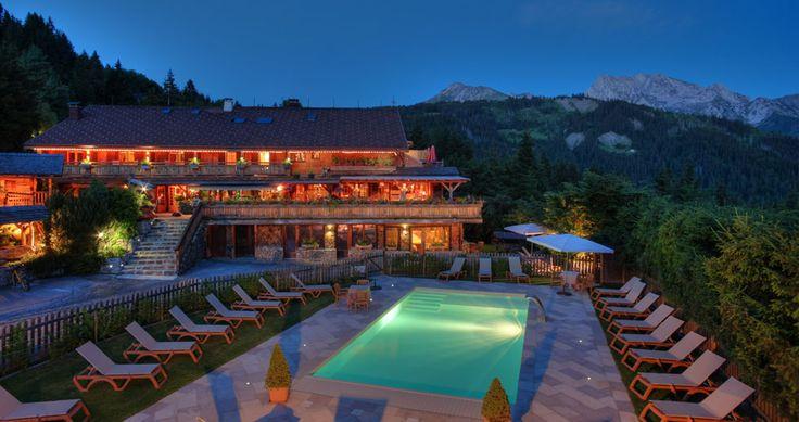 ->HOTEL MASSIF DES ARAVIS - LOCATION VACANCES LA CLUSAZ - HOTEL ET SPA LA CLUSAZ
