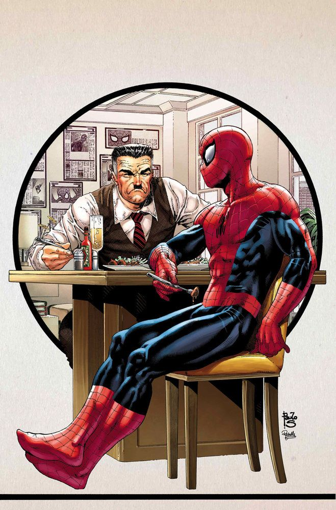 Chip Zdarsky sets the stage for PETER PARKER: THE SPECTACULAR SPIDER-MAN going into LEGACY.