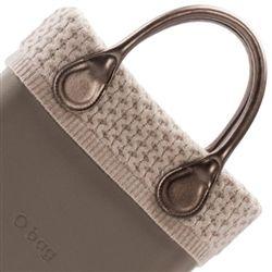 cashmere braided trim - cream - an O chic accessory