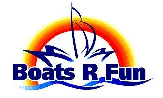 Boats R Fun logo