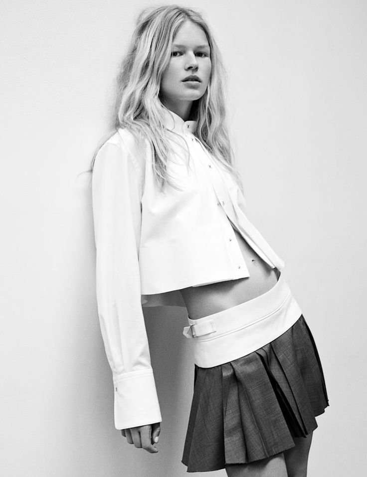 Anna Ewers By Karl Lagerfeld For: 17 Best Ideas About Anna Ewers On Pinterest