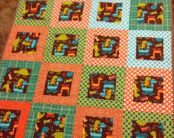 62 best images about dino quilts on Pinterest | Perler bead ... : potato chip quilt pattern - Adamdwight.com