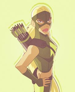 Young Justice #Artemis