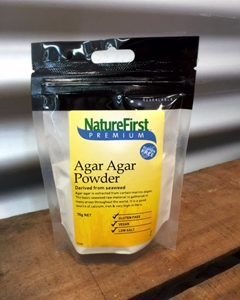 Natures First Agar Agar Powder