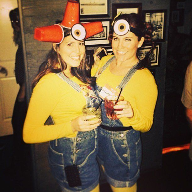 17 Best Ideas About Duo Halloween Costumes On Pinterest