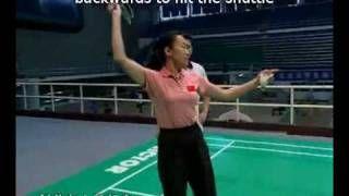 Complete Badminton Training by Zhao Jianhua and Xiao Jie - YouTube