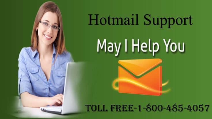 Are You Searching Support For Excellent Hotmail If Yes Have Get The Right Technical Help Desk Techs