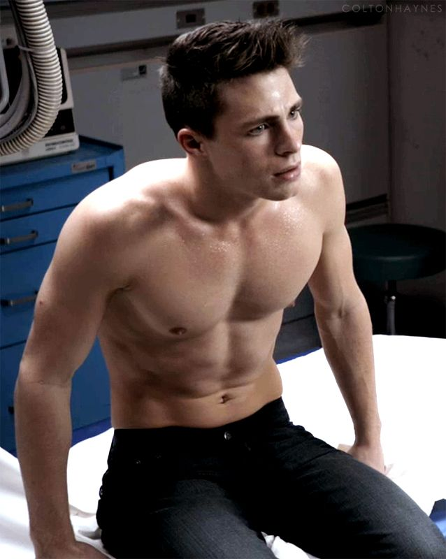 Teen Wolf - Colton Haynes as Jackson Whittemore