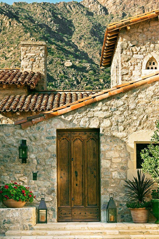 Best 25+ Stone houses ideas on Pinterest | Stone exterior houses ...