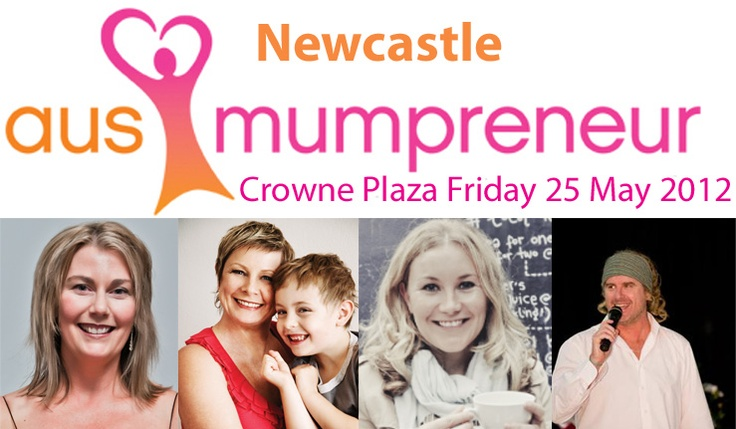 Very excited about the upcoming Newcastle AusMumpreneur Conference in May! Starring @Nick Bowditch, Simone Cadell, Lise Taylor and Denise Duffield-Thomas! #Newcastle #AusMumpreneur #Conference  Details here: http://newcastlemumpreneur-eorg.eventbrite.com/