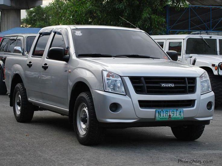 Isuzu dmax 2.5 Turbo Diesel