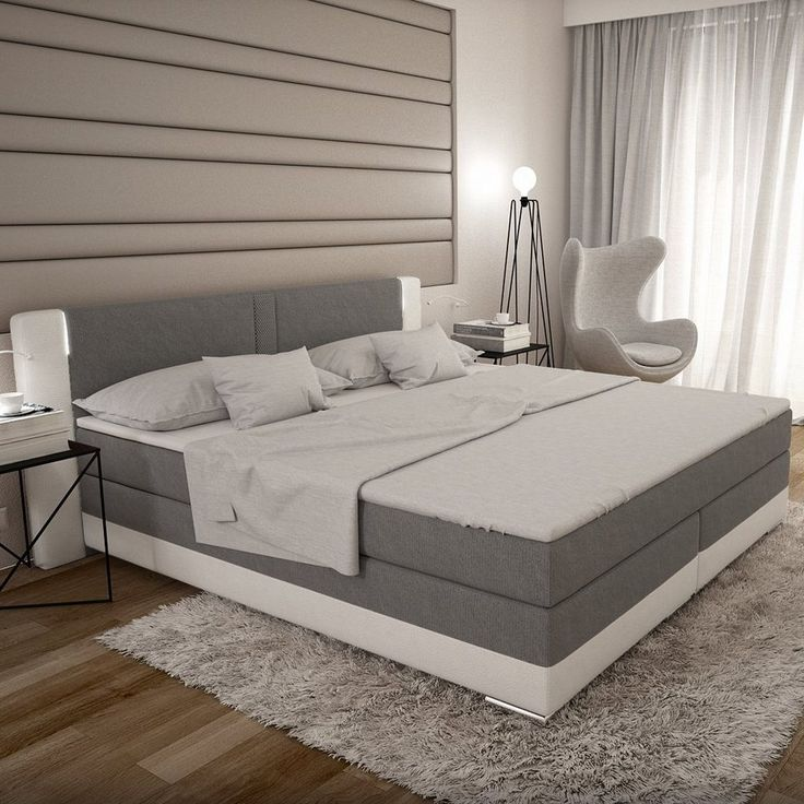 19 best Boxspringbett images on Pinterest | Products, Bedroom and Homes