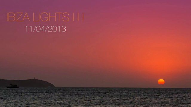 Making of Ibiza Lights III on Vimeo