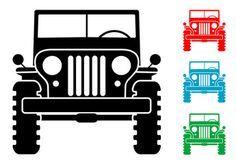 Resultado de imagen para jeep willys vector