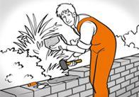 Wie Sie eine Ziermauer in Ihrem Garten einfach selber bauen und welche Materialien und Werkzeug Sie benötigen, erfahren Sie in der Anleitung von OBI.