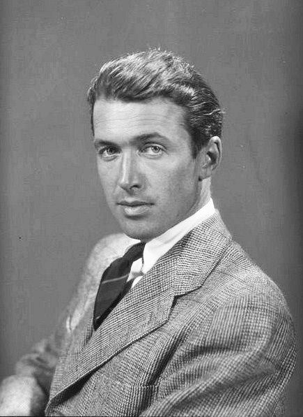 James Stewart, my favourite of all the old Hollywood legends