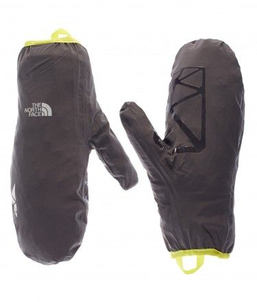 The North Face Runners 3 Overmitts Asphalt Grey