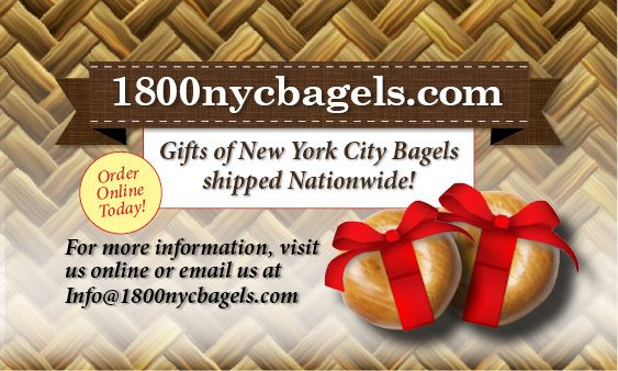 Why You Should Buy Freshly Baked NYC Bagels or Gift of Bagels Online  Are you looking for the best place to order a gift bagels online? Are you craving for quality bagels? Then you should order bagels from the leading bagel shop, online. After many years we have perfected the finest New York City Bagels imaginable. Visit here:- http://www.imfaceplate.com/nycbagels/why-you-should-buy-freshly-baked-nyc-bagels-or-gift-of-bagels-online