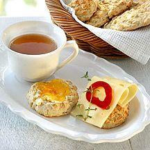(4 pp) Engelska scones
