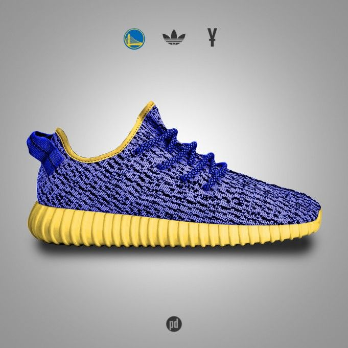 Here's What The adidas Yeezy 350 Boost Would Look Like In NBA Team  Colorways 29