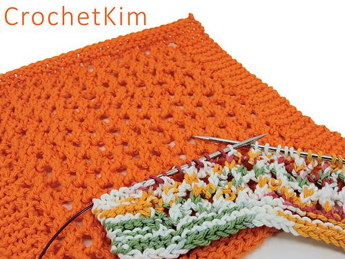 430 besten Knitted Dishcloths and Towels (Free Patterns only) Bilder ...