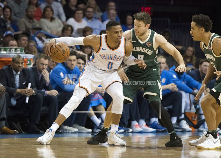 OKLAHOMA CITY/December 29, 2017 (AP)(STL.News) —Giannis Antetokounmpo scored 23 points, including the questionable game-winning basket with 1.3 seconds left, and the Milwaukee Bucks ended Oklahoma City's six-game winning streak, beating the Thunder 97-95 on Friday night. Replays clearly s... Read More Details: https://www.stl.news/antetokounmpos-late-basket-lifts-bucks-past-thunder-97-95/58383/