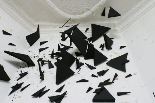 Explode: Farti Stuff, Installations, Inspiration, Art Stars, Arti Farti, Zander Blom, Music Art, Black, Art Crack