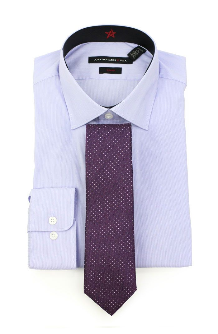 1000 images about mens dress shirt collars on pinterest for Striped shirt with tie