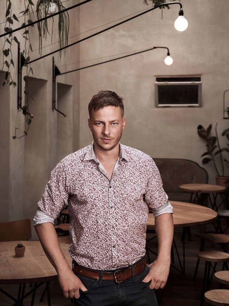 Portrait of Tom Wlaschiha by Marcus Höhn