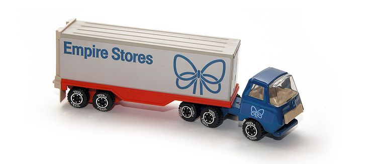 Image result for empire stores toy lorry