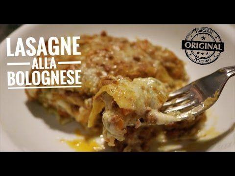 Le VERE Lasagne verdi alla Bolognese  Ricetta originale della tradizione   Lasagne al forno al Ragù - YouTube