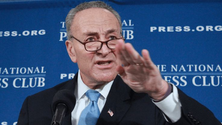 Sen. Charles Schumer Just Exposed Republicans for Supporting Domestic Terrorism