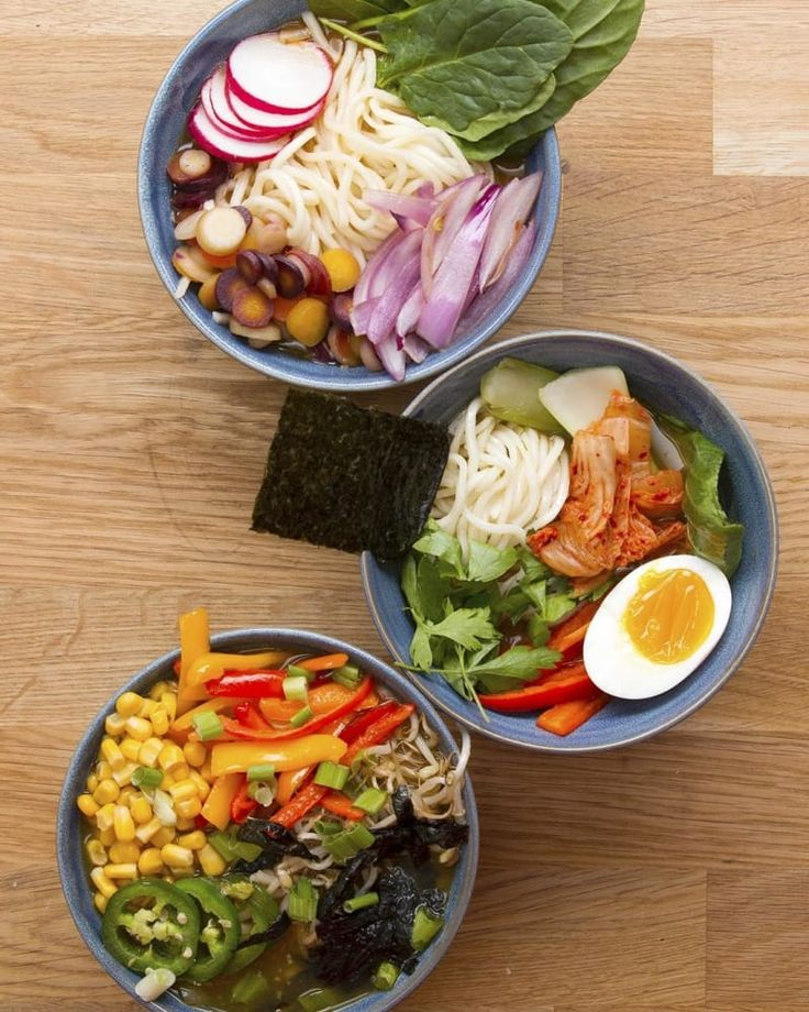 Ramen Any Vegan or Vegetarian Will Love