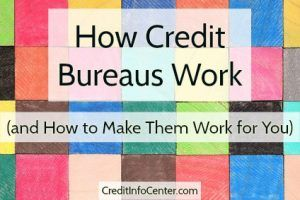 Considering how much power the credit bureaus have over your creditworthiness, you need to know how they work. Because the more you know about how they work, the more you'll know about how to build a better credit score. So get the facts on the big three national credit bureaus – TransUnion, Experian, and Equifax.