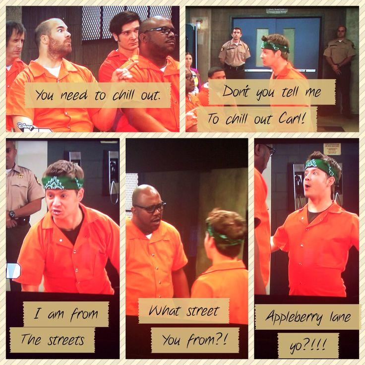 From Kickin it by disney xd. I made this